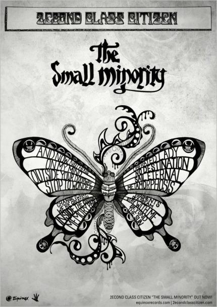 Small Minority Poster
